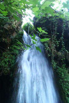 Al-Bieda Waterfalls , Misyaf , Syria