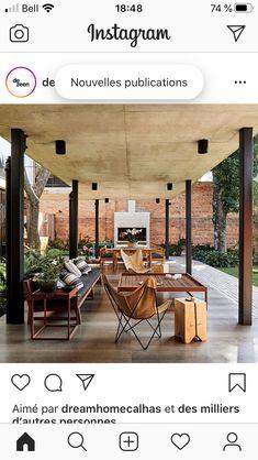 Patio, Outdoor Decor, Home Decor, Fire, Decoration Home, Room Decor, Home Interior Design, Home Decoration, Terrace