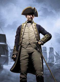 sea captain XVII century - Поиск в Google