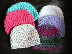 Lindevrouwsweb: gratis patroon, Nederlands, Baby Mutsjes, This video features m Knitting Patterns, Crochet Patterns, Hat Patterns, Baby Hats Knitting, Baby Blog, Baby Kids Clothes, Learn To Crochet, Crochet Yarn, Crochet Projects