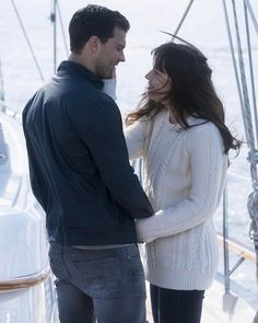 New still from #FiftyShadesDarker ❤️