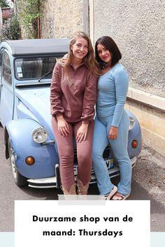 sustainable fashion | no fast fashion | duurzaam | new brand | girls | woman | fashion | fashionchick