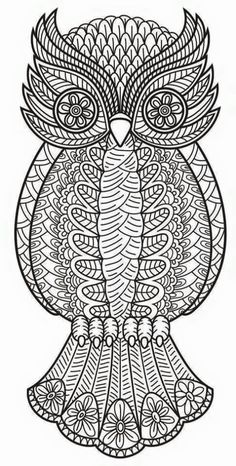 Owl Coloring Pages for Adults . Owl Coloring Pages for Adults . Coloring Printable Adult Coloring Pages Dreamcatchers Owl Coloring Pages, Adult Coloring Book Pages, Mandala Coloring Pages, Printable Coloring Pages, Coloring Sheets, Coloring Books, Mandalas Painting, Mandalas Drawing, Quilling Patterns