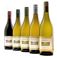 Isabel Wines from Marlborough - New Zealand