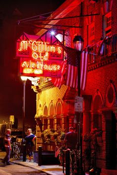 """Philadelphia Named """"Best Late Night Food in County"""" by Esquire magazine. Article includes McGillin's Olde Ale House, the city's oldest continuously operating tavern. http://www.mcgillins.com"""
