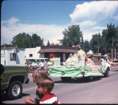 4-H Parade In Castle Rock :: Photograph Collection