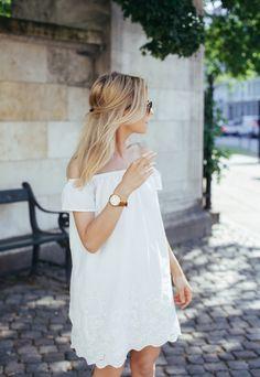 White Dress | STYLEBOP