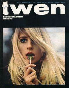 Twen Magazine -Willy Fleckhaus1966