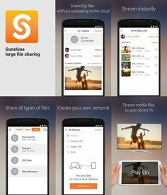 Sunshine Locator [iOS, Android, Windows] Бесплатно Sunshine — обмен файлами напрямую без облачных хранилищ. Это приложение для обмена медиафайлами между вашими устройствами. Вам не придётся ждать, пока они медленно загружаются и скачиваются с облачных серверов. Sunshine устанавливает прямое соединение между устройствами и работает со многими популярными форматами. Sunshine предлагает три варианта обмена файлами. Пользователи мобильных приложений могут делиться с друзьями, зарегистрированными…
