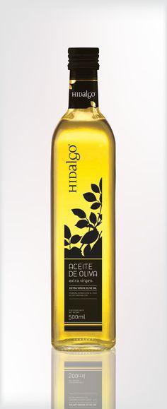 Hidalgo:aceite de oliva