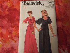 Butterick Pattern 5697 size 16 Uncut 6.00