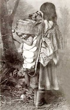 indian with papoose photos - Google Search
