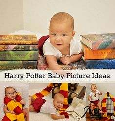 Housewife Eclectic: Harry Potter Baby Picture Ideas