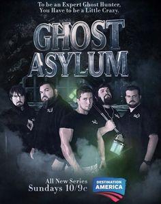 Ghost Asylum.