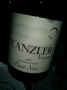 Kanzler 2012 pinot awesome...fall leaves, spice Cheese Tasting, Wine Cheese, Fall Leaves, Wines, Spice, Have Fun, Bottle, Awesome, Black People