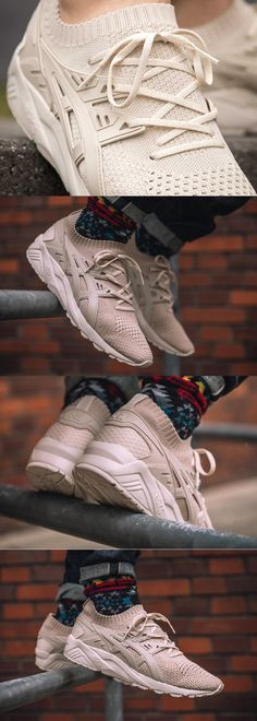Asics Gel Kayano Trainer Knit Birch