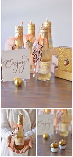 Celebrate fall with the perfect DIY cider bottle favors! Perfect for any occasion this season.