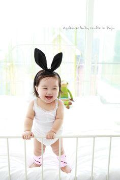 Korea baby girl - Yerin Park.
