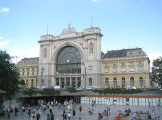 Keleti Station, Budapest, Ungheria - Cerca con Google