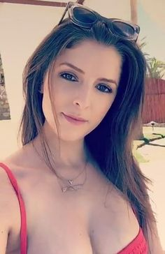 """Anna Kendrick """"people think your crazy when you talk about something they don't understand"""" -David Saint #Vagabondsinner"""
