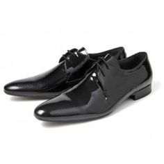 Dollar Patent Black - Dollar gives you the perfect mens party shoe, made from a black patent leather. Black Leather Sneakers, Black Patent Leather, Brogues, Loafer Shoes, Hudson Shoes, Saint Laurent Sneakers, Tuxedo Shoes, Groom Shoes, Gents Fashion