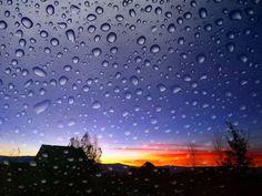 November sunset. Drops of water. #sunset #photoart  #cachevalleyutah #flashbackfriday