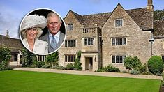 Historic Former Home of Camilla Parker Bowles Lists in Wiltshire, England