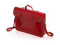 Yes please! Cambridge style and with embossing! http://www.cambridgesatchel.com/en-us/reds/the-classic-music-bag/MUS151008NIC10101.html#start=4