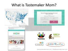 Tastemaker Moms Explore Moms Attitudes Toward Tech at 2014 CES by Robin Raskin via slideshare