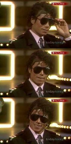 MJ in Perth, 1985