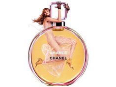 I can totally react like the girl in the ad. Chance by Chanel smells delicious! Perfect for Autumn.