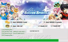 Soccer Spirits Hack Download | Games Hooks