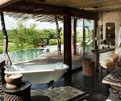 World's Best Hotels (2014): Singita Kruger National Park, South Africa (Lebombo, Sweni)