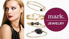 Avon mark jewelry  Shop the mark. brochure on my website or just shop my store, it's full of amazing deals!!! Use the code WELCOME to save 20% off your 1st $50 order AND you'll get FREE shipping too!