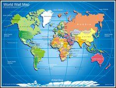 18 Best Isaacson-Geller images in 2018   World maps, Maps, Murals