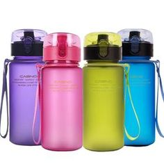 Sold 9400521825 items Frosted Portable Hand Cup With Filter Plastic Cup 5 Colors Available Creative Children Students Water Bottle With Lid Off Grid System, Non Perishable, Hiking Quotes, Camping Photography, Water Life, Creative Kids, Survival Skills, Students, Plastic