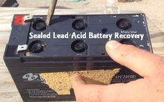 Pin On Battery Tricks