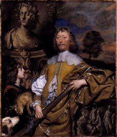 William Dobson 'Endymion Porter', c.1642–5