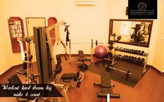 With state-of-art gymnasium, Pleasant Days has all modern facilities to stay fit during holiday stay.   www.pleasantdays.in | info@pleasantdays.in | 044 7150 0500  #PleasantDays #Hotels #Food #Resort #India #Travel #Holiday #Nature #Stay #Accommodation #Restaurant