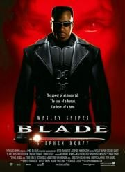 Blade movie poster [Wesley Snipes] original 27x40 one-sheet Only $8.99