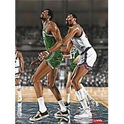 Buy Diamond Decor (buyartforless) Wilt Chamberlin and Bill Russell Artwork 24 x 32 in. (DV2028CL) at Staples' low price, or read customer reviews to learn more. #buyartforless