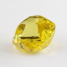 Yellow diamond of 34.17 carat is the largest fancy-colored diamond extracted by ALROSA this year. The precious stone was found on Ebelyakh alluvial deposit, north-east of the Sakha Republic (Yakutia) #Siberia #FarEast #Yakutia #Sakha #alrosa #diamonds #diamond #gem #beauty #treasure #stone #Russia #carat