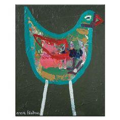 Anna Blatman - Samuel, Canvas Print, 40x50cm
