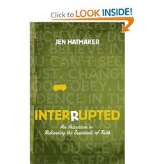 This book will challenge you to live beyond Christian comfort and mediocrity. It will tempt you to be crazy enough to actually DO things Jesus talks about in the Bible.