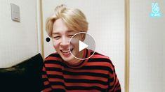 [BTS VLIVE] Jimin Happy Birthday!~ ❤ #BTS #방탄소년단