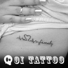 TATUAGEM - FAMILY, TRUE LOVE.  #TatuagemExclusiva #TatuagensExclusivas #Tattoo #Tattoos #Tatuagem #Tatuagens #TattooSP #SãoPaulo #SP #Brasil #Ink #Inked #InkBrazil #FineLine #FinelineTattoo #LineWork #Girl #GirlTattoo #Frase #Familia #Amor #LoveTattoo #FamilyTattoo #Love #Family