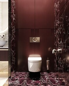 Modern Luxury, Modern Interior, Home Interior Design, Bathroom Toilets, Bathrooms, Exhibition Booth Design, Bathroom Interior, House Design, Wine