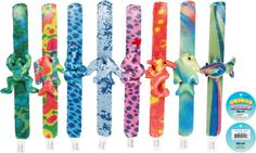 RECALL: On 2012-08-14, the Consumer Product Safety Commission (CPSC) announced a recall on Animal Snap Bracelets by Toysmith due to laceration hazard. About 89,500 are recalled and were sold at Cracker Barrel and other retailers from September 2011 through February 2012.