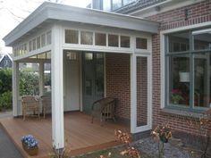 'uitbouw'-veranda