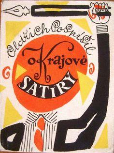 OKRAJOVE SATIRY/Jan Hlina/1960